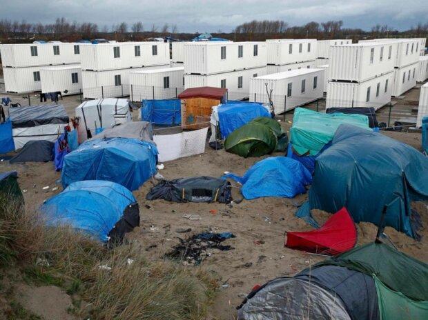 Франция ликвидирует крупнейший лагерь беженцев