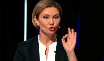 Экс-нардеп отличилась маразмом об украинском языке на КремльТВ: Нарушаются права русскоязычных