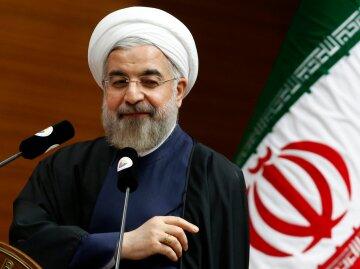Хасан Рухани президент Ирана
