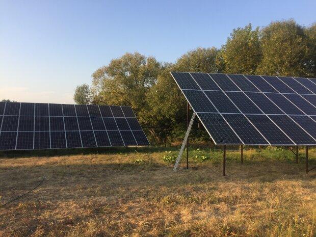 сонячні станції, зелений тариф