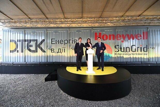 ДТЭК открывает в Украине новый рынок систем накопления энергии, - Ахметов