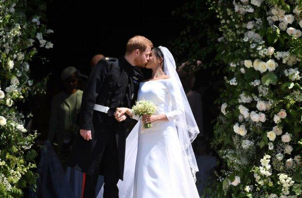 Меган Маркл-принц Гарри-свадьба