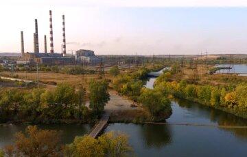 Слов'янська ТЕС припинила роботу через аварійне відключення блоку №7