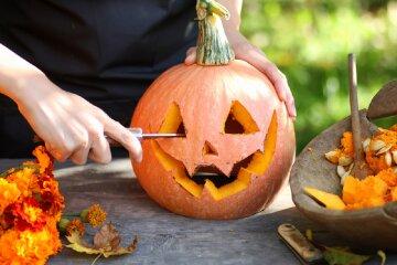 Как сделать Хэллоуинскую тыкву