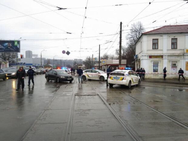 Харьков захват заложников полиция