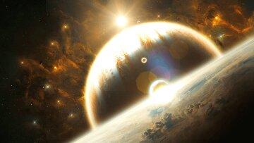 нибиру, космос, галактика, вселенная