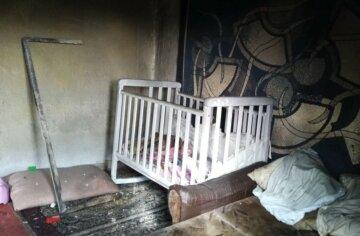 """""""Найменшу врятувати не вдалося"""": пожежа стала трагедією для української родини, кадри з місця"""