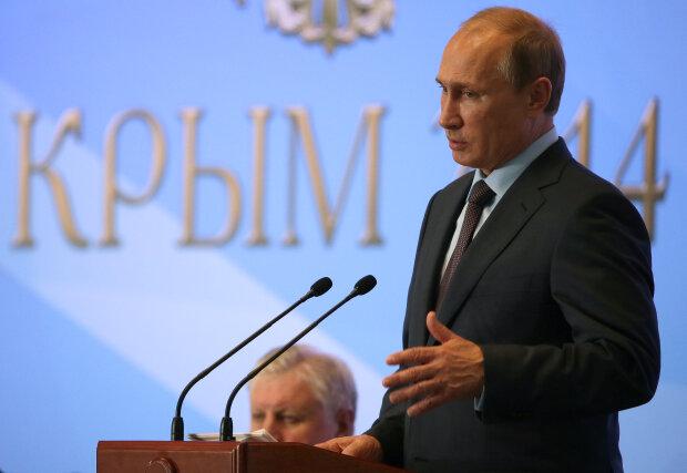 Путин-Крым
