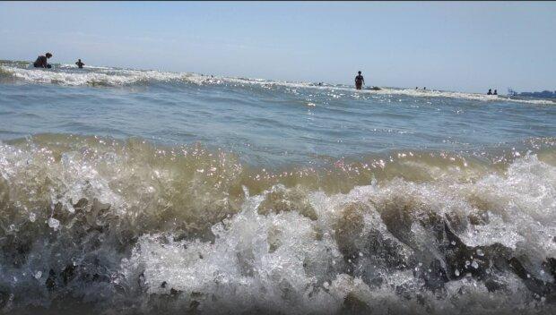 море, пляж, Одесса