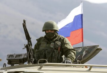 российский военный, армия РФ