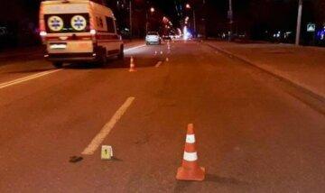 В Одесі водій збив пішохода і втік з місця ДТП: поліція просить допомоги