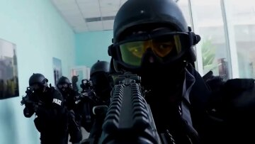 спецназ казахстана