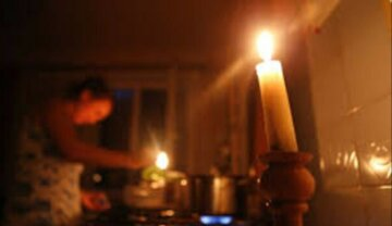 НП залишила без світла харків'ян на Різдво: кому не пощастило і коли з'явиться електрика