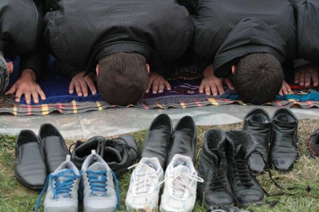 УНИАН ислам молитва
