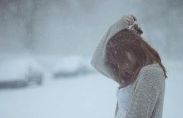 невезение, зима