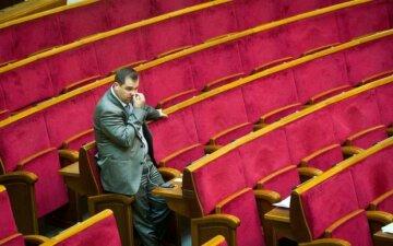Депутаты бьют рекорд, продолжая многолетнюю традицию