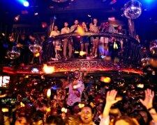 клуб, тусовка, вечеринка