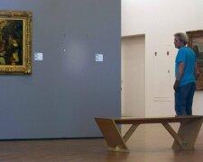 галерея, картины