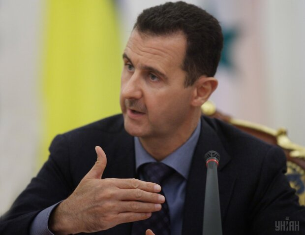 УНИАН Башар Асад Сирия