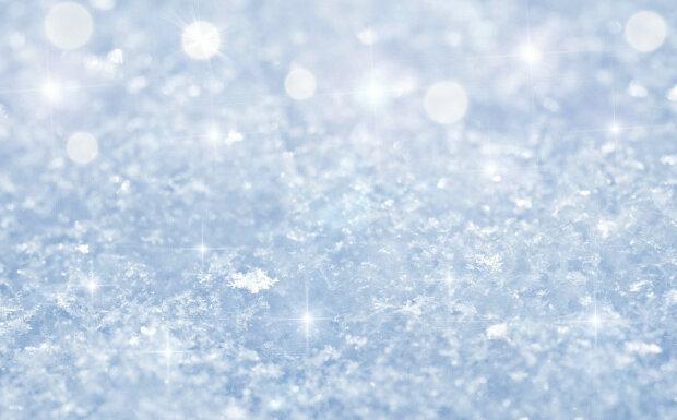 снег снегопад