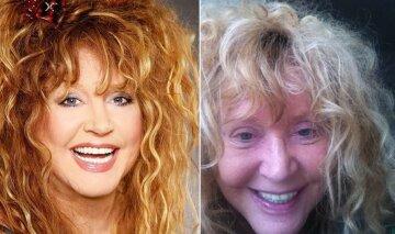 Ні грама косметики: як виглядає обличчя Кароль, Каменських і Пугачової без макіяжу і фотошопу, кадри