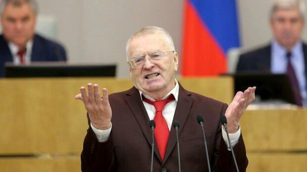Жириновський отримав по заслугам через ненависть до України: «відсохла остання клітина мозку»
