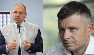 Максим Степанов, Сергей Марченко