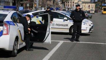 полиция, полицейские (Киев)