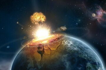 астероид конец света