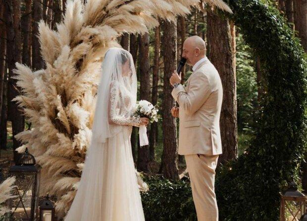 настя каменских, потап, свадьба