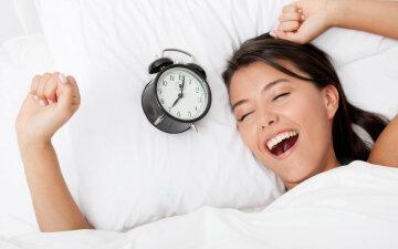 утро, бодрость, здоровье, сон