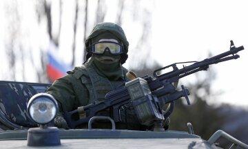 российский военный, рф