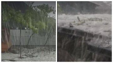 """Мощная стихия обрушилась на Украину: """"за считанные минуты..."""", детали и кадры """"апокалипсиса"""""""