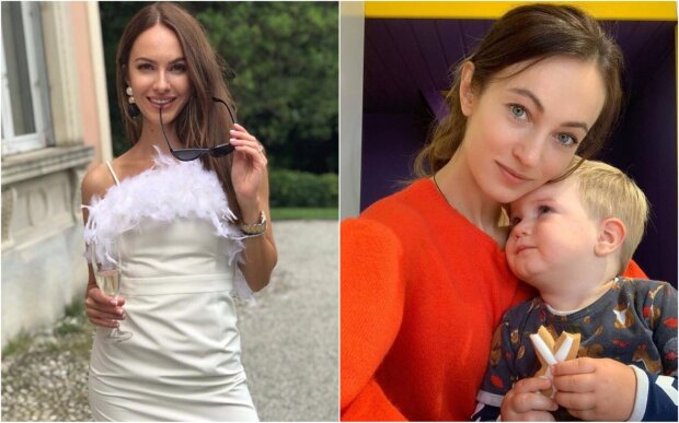 Нова дружина Остапчука зважилася на публічне протистояння з його колишньою дружиною: «Мій Вова…»