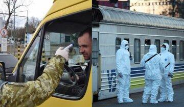 поезд, температура, коронавирус