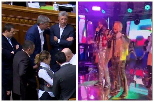 Нардеп витратив мільйон доларів за одну ніч з Басковим і Кіркоровим в Москві: скандальні кадри