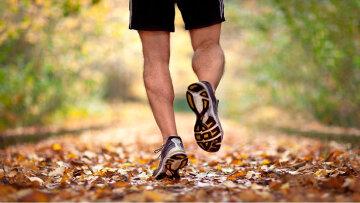 ноги пробежка спорт кросовки обувь