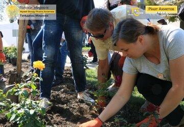 Фонд Ріната Ахметова проводить безпрецедентний національний проєкт «Тиждень Мирних»