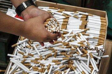 Деньгами от табачной контрабанды могут финансировать выборы некоторых кандидатов во Львовской области