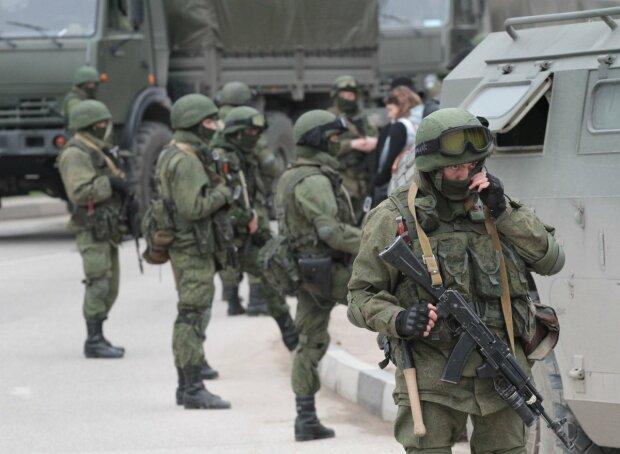 военные РФ российские военные