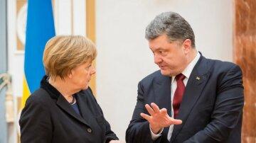 Порошенко в разгар «черного вторника» рассказал Меркель, что сделает с РФ
