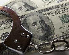 доллары арест взятка нелегальные доходы
