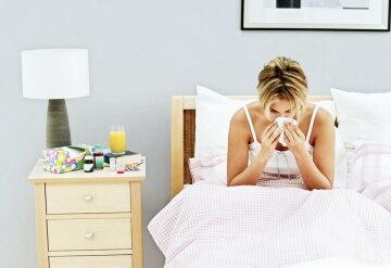 простуда, грипп