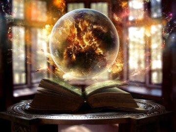 магия, шар