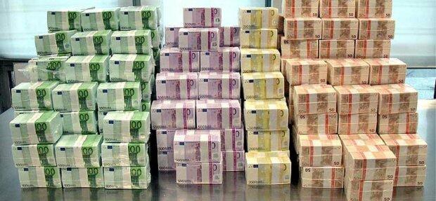 деньги-евро