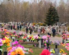 радоница 2018, кладбище