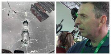 На помічника Зеленського скоєно замах: перші кадри розстрілу