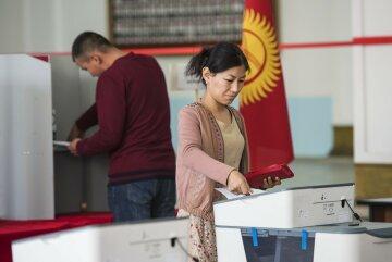 Выборы, Киргизия