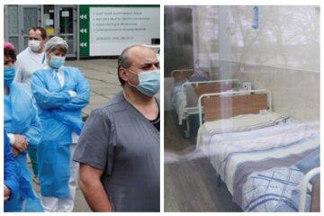 Епідемія вірусу в Одесі, число вільних ліжок прагне до нуля: медики забили тривогу