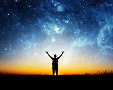 человек, космос, вселенная